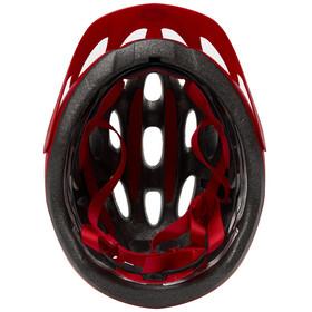 Bell Tracker Cykelhjälm röd